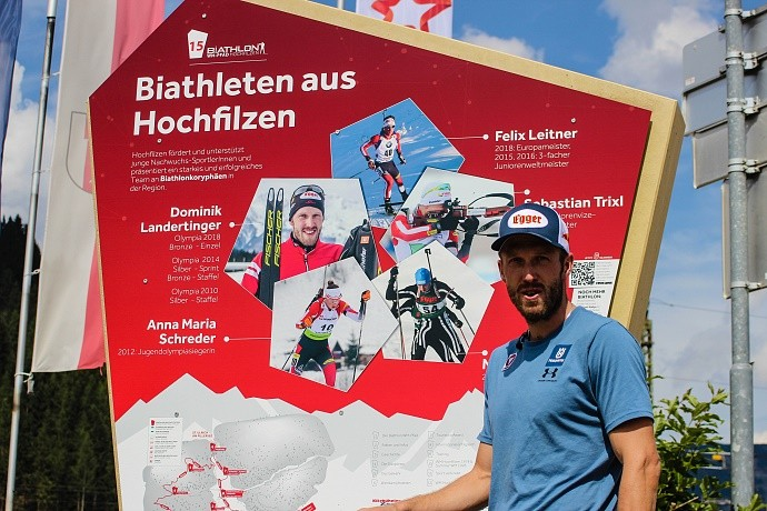 "Photo of PillerseeTal – ""Schlag den Landi"" beim Biathlon WM Pfad in Hochfilzen"