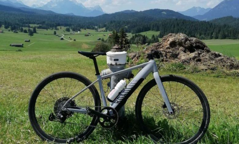 (c)Samuel / be-outdoor.de - Canyon Roadlite ON:AL 9.0
