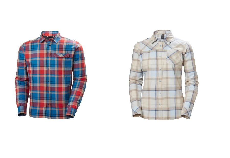 (c)Helly Hansen -Herbstkollektion 2020 - Lifaloft™ Insulated Flannel Shirt