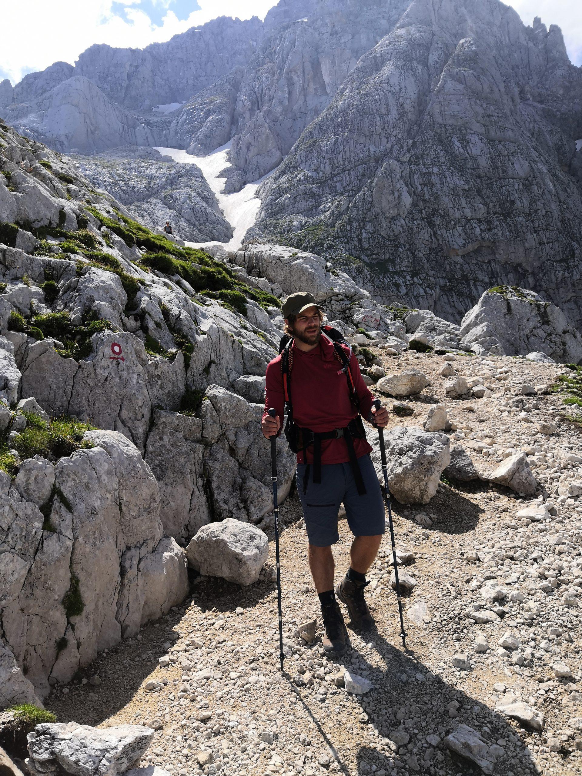 Micro Vario Carbon Trekkingstöcke - Julische Alpen