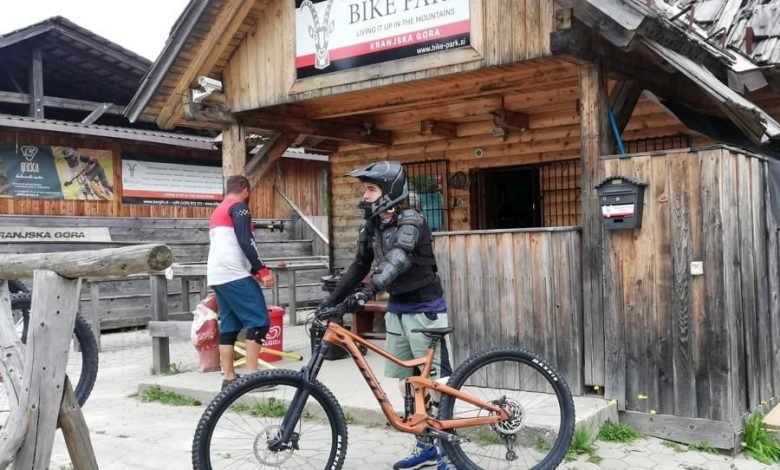 Photo of Action-Tipp – Bike Park Kranjska Gora