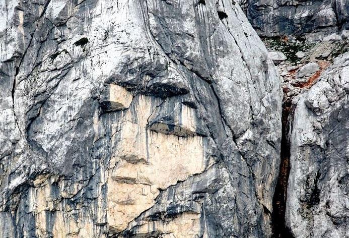 (c)Kranjska.gora.si - Das steinerne Mädchen