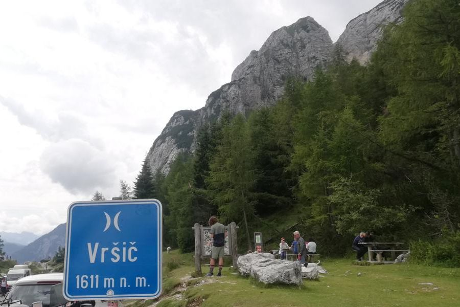 (c)be-outdoor.de - Vršič Pass in Slowenien