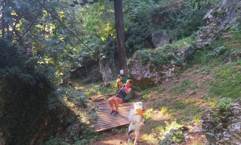 (c)be-outdoor.de - Soca Fun Park / Slowenien