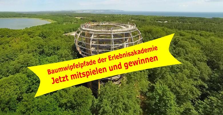 Photo of Action- und Gewinnspieltipp No. 11 – Baumwipfelpfade