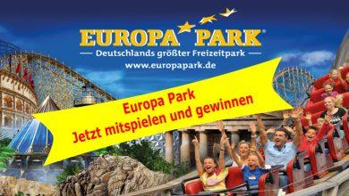 Photo of Action- und Gewinnspieltipp No 13: Europapark