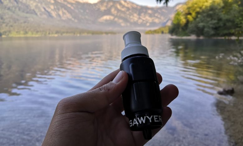 Photo of Produkttest: Micro Squeeze Wasserfilter von Sawyer