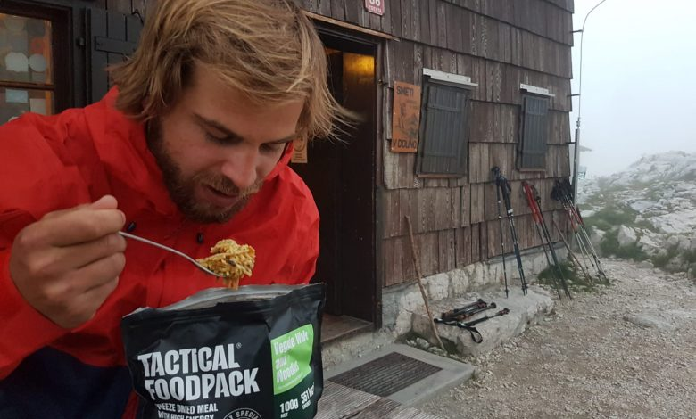 Photo of Produkttest: Outdoornahrung von Tactical Foodpack