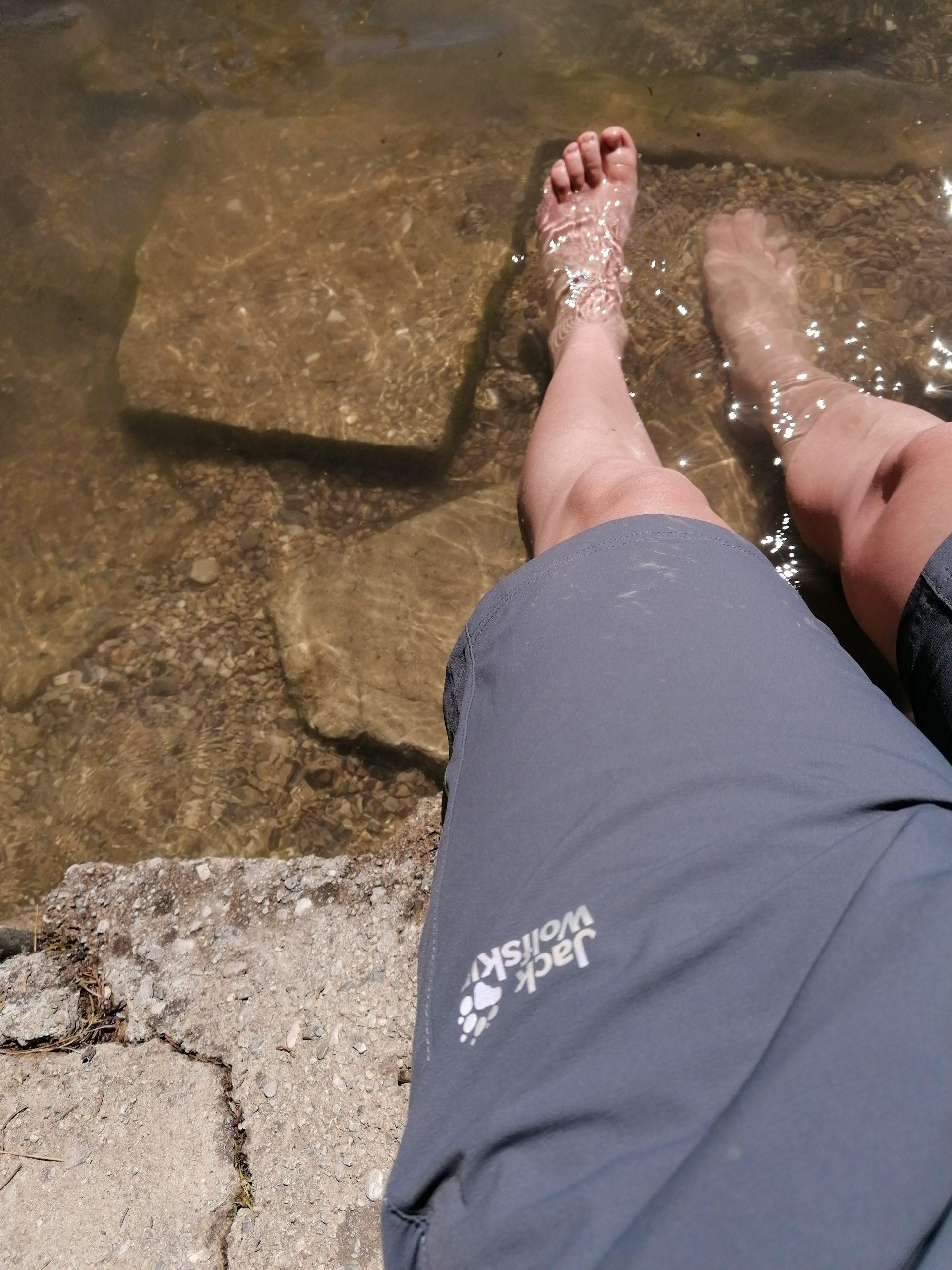 (c)Jack Wolfskin Delta Shorts