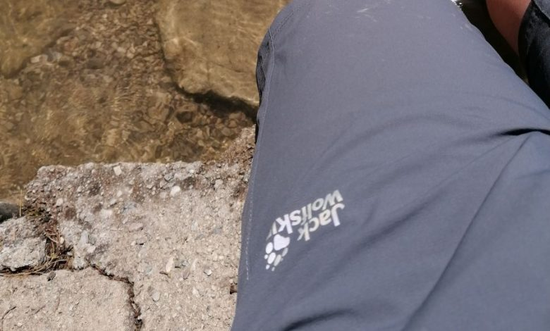 Photo of Produkttest Jack Wolfskin Delta Shorts