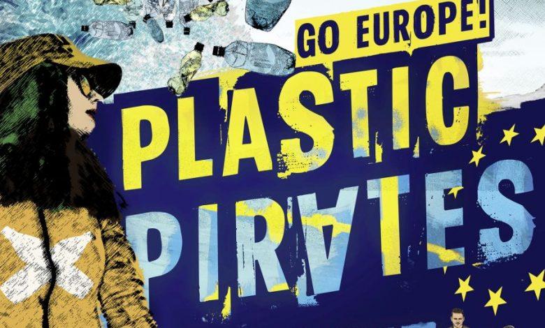 (c)Plastic Pirates -Go Europe