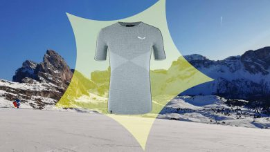 Photo of Salewa Baselayer Zebru