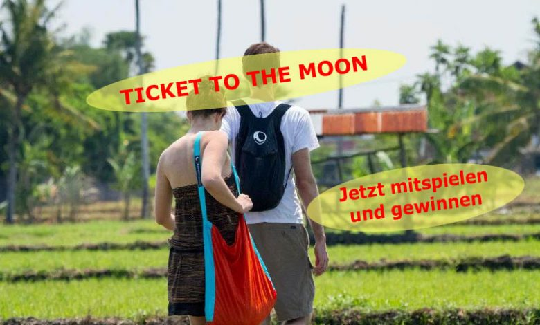 (c)Ticket to the moon Ecobags