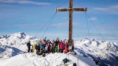 Photo of Mädels Only – Marmot Women´s Winter Camps 2021