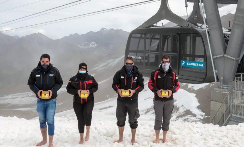 (c)Gletscherpark Tirol
