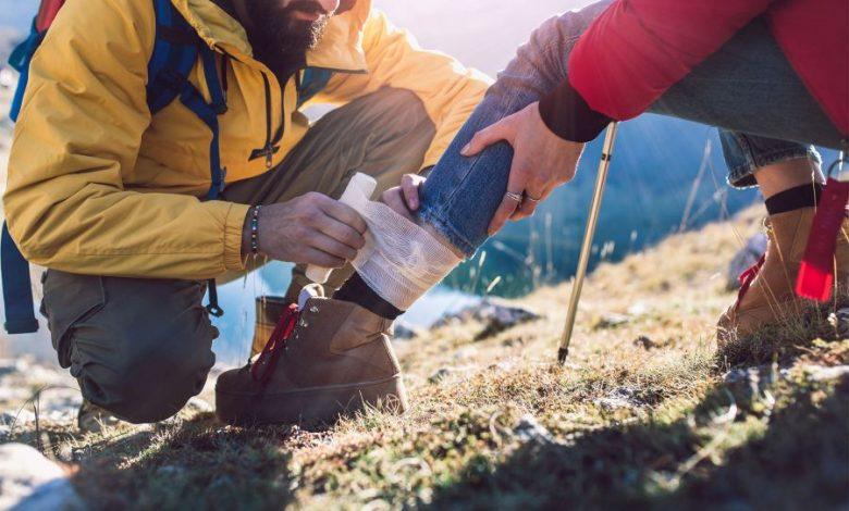 (c)Shutterstock - Erste Hilfe am Berg - Wanderparadies Zauchensee