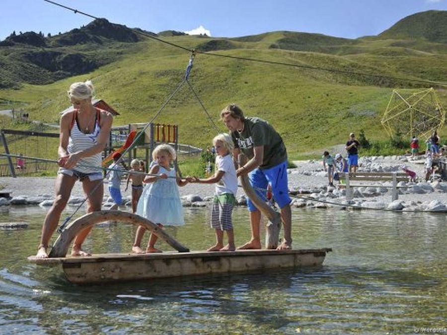 (c)Spieljochbahn Fuegen Bambini Wasserpark