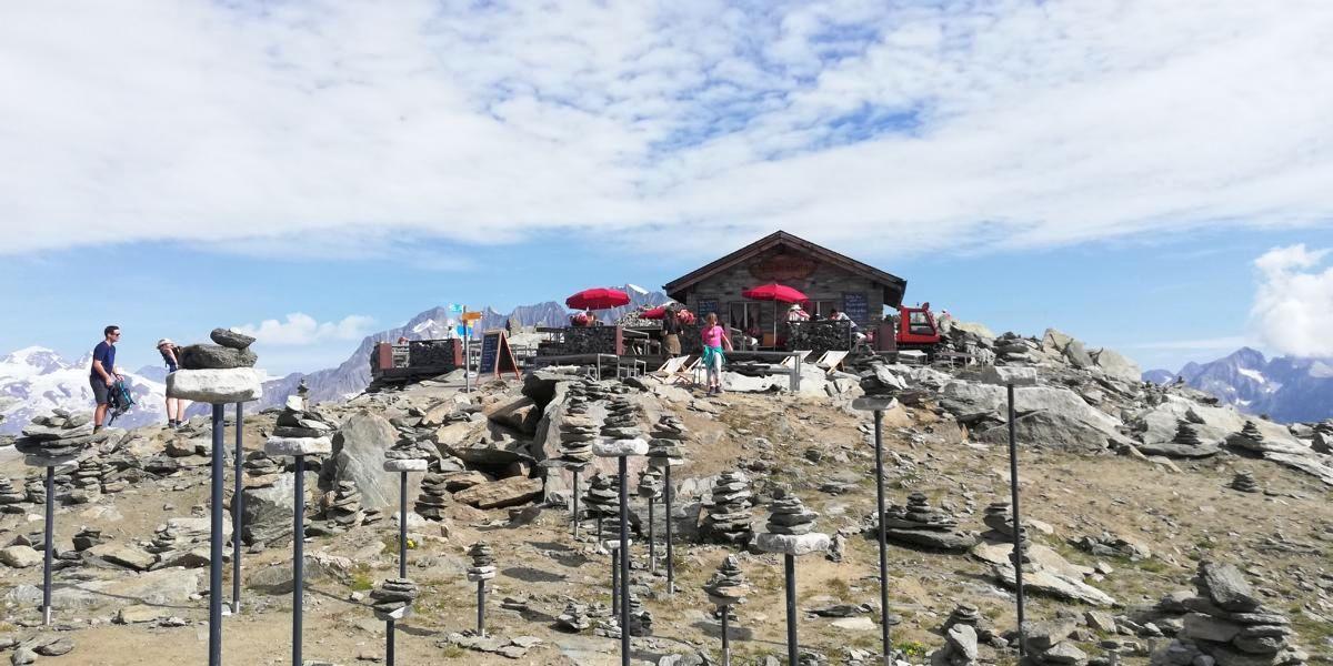 (c)be-outdoor.de - Aletschgletscher - Der größte Gletscher der Alpen