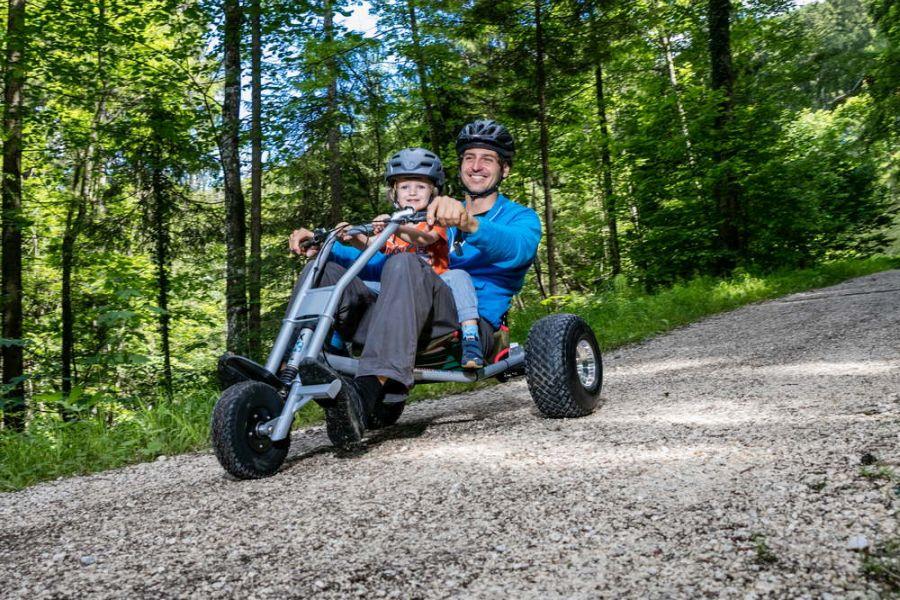 (c)Erlebnisberg Spieljoch - Downhill Mountaincart