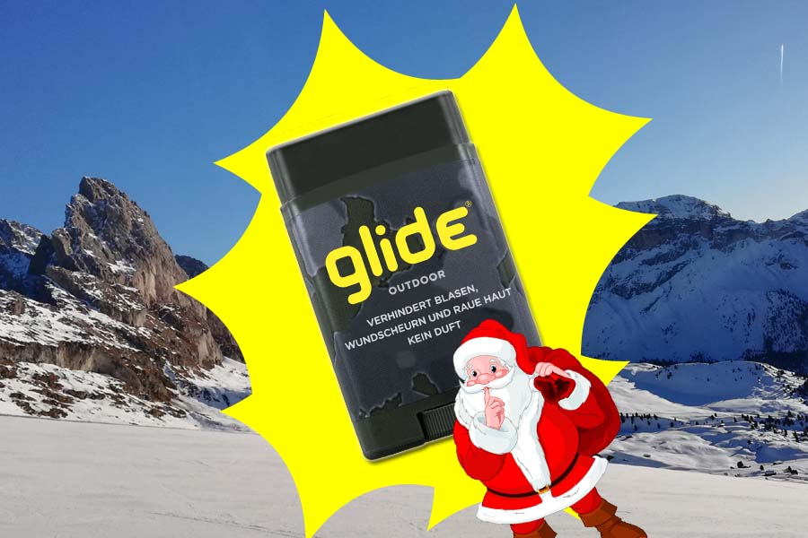(c)be-outdoor.de Adventskalender 2020 - Body Glide