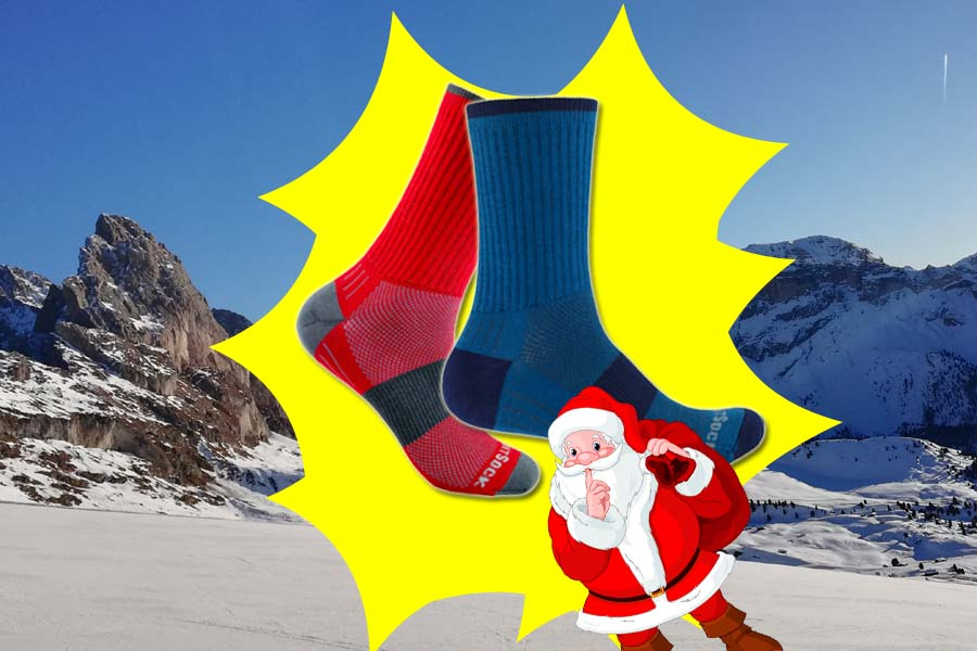 (c)be-outdoor.de - Adventskalender 2020 Wrightsock Escape