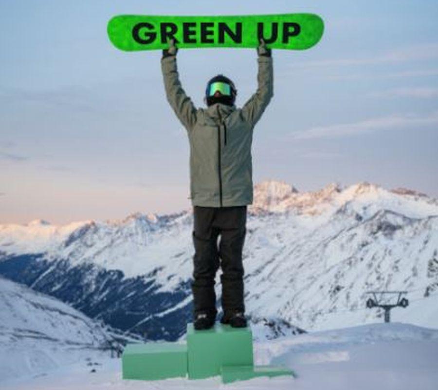 (c)Protest - Green PVRE Winterkollektion 2020/21