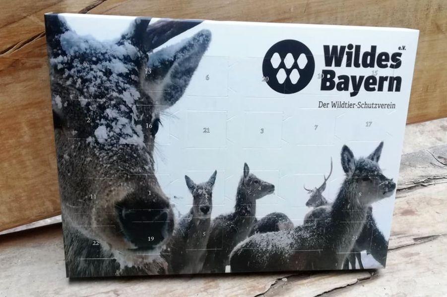 (c)Wildes Bayern - Adventskalender 2020