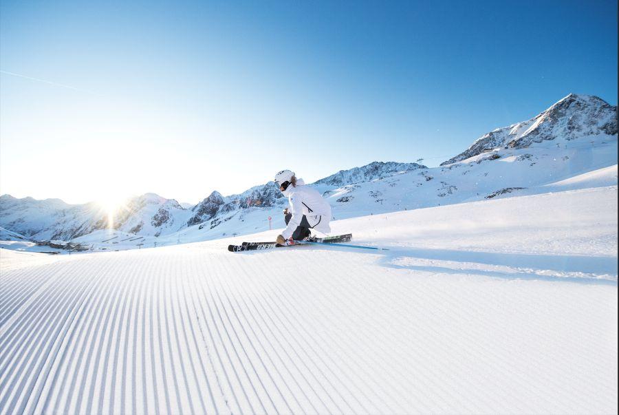 (c)Andre Schoenherr - Skifahren Stubaier Gletscher