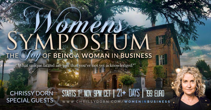 (c)Chrissy Dorn - International Womens Symposium