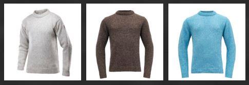 (c)Devold of Norway - Arktis Sweater