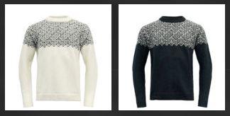 (c)Devold of Norway - Bjornoya Sweater