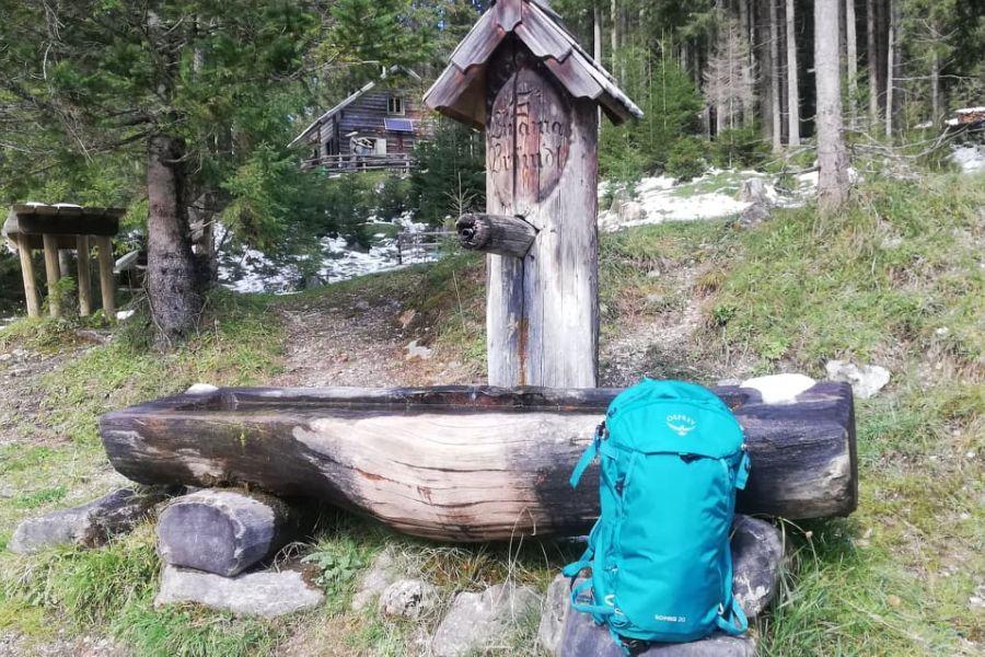 (c)be-outdoor.de - Osprey Sopris 30 Frauen-Skitourenrucksack