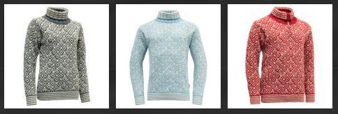 (c)Devold of Norway - Svalbard Sweater
