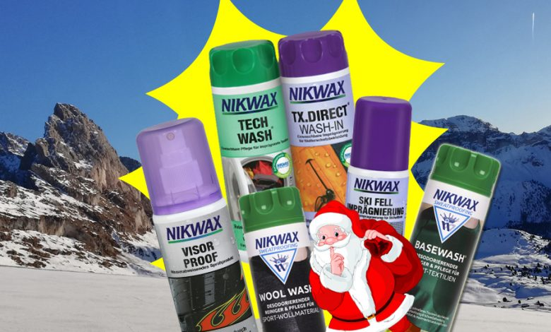 (c)be-outdoor.de Adventskalender 2020 - Nikwax