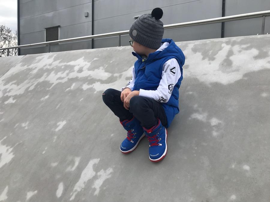 Winterschuh Quicker von Reima (c) be-outdoor.de