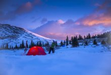 Photo of Mother of Comfort – Winter-Camping mit Big Agnes