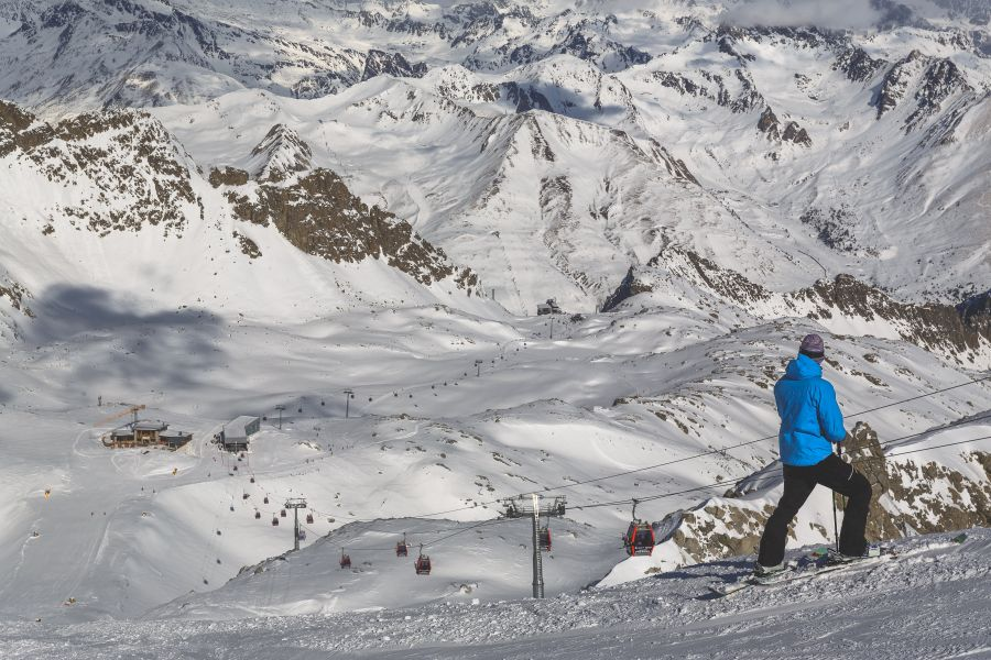 (c)Ghiacciaio Presena (Ph. Caspar Diederik Storytravelers) - Gletscherskigebiet Pontedilegno-Tonale
