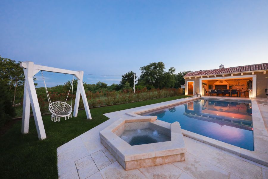(c)Luxus Family Villa Jakob - Istrien / Kroatien