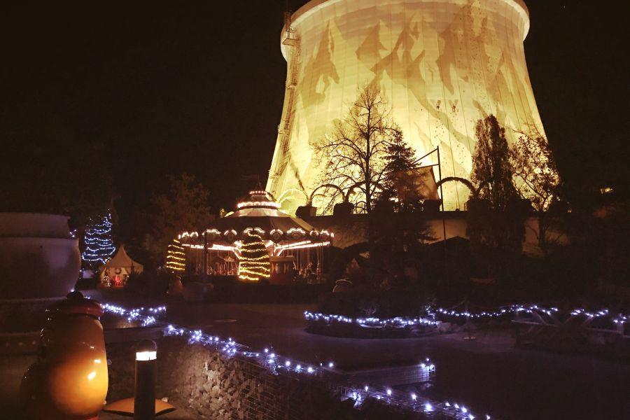 (c)Wunderland Kalkar - Winterwunderland Drive In 2020