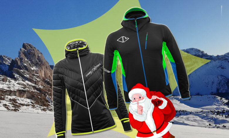 (c)be-outdoor.de - crazy Jackets - Adventskalender 2020
