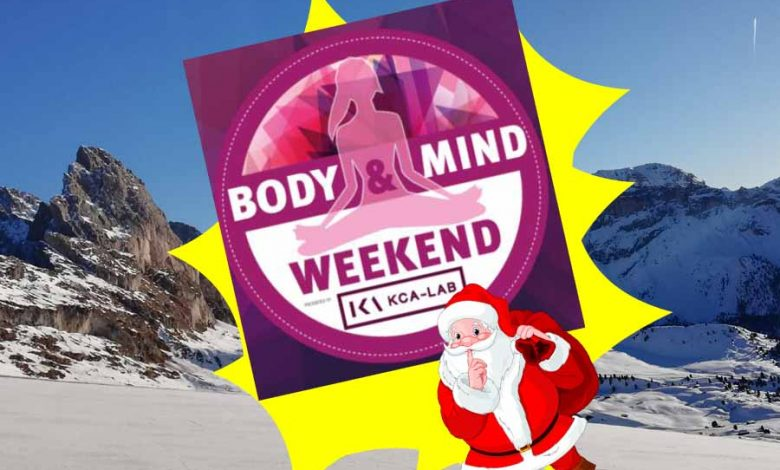 Photo of 1. Body & Mind Weekend presented by KCA-LAB