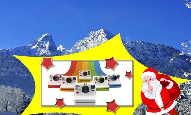 Adventskalender 2020 - Polaroid Now - Tag 24