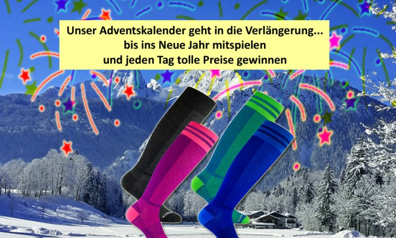 Photo of Wrightsock – unser Adventskalender geht weiter