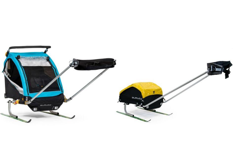 (c)Burley Ski Kit
