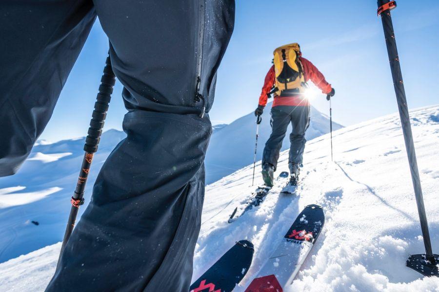 (c)Nikwax - Skitouring