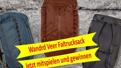 Photo of Wandrd Veer Faltrucksack – The winner is…
