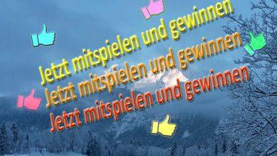 Photo of Neues Gewinnspiel – Neues Jahr – Neues Glück
