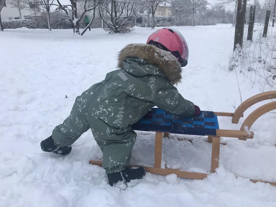 Schneeanzug Lappi von Reima (c) be-outdoor.de