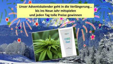 Photo of Cannabis Cooling Gel – unser Adventskalender geht weiter