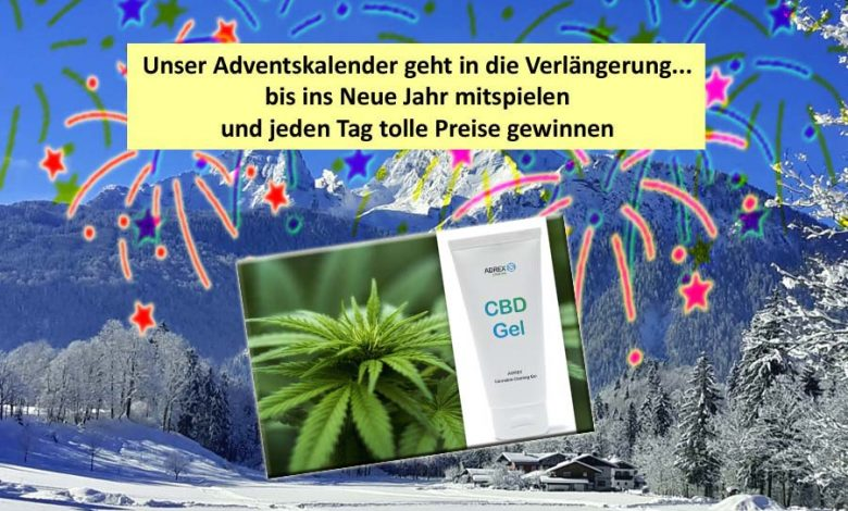 (c(be-outdoor.de - Neujahrsspecial Cannabis Cooling Gel